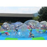 Wholesale Attractive 2m Clear Water Walking Ball Toys For Lake from china suppliers