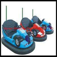 China Top quality commercial new amusement sports Skynet bumper cars on sale