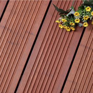 Wholesale Formaldehyde Free Decorative Wood Panels , Natural Bamboo Wood Sheets from china suppliers