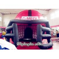 Wholesale Customized Inflatable Helmet Tunnel for Football Team and Sport from china suppliers
