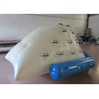 Quality Inflatable Water Toys Iceberg 4 X 2m , Attractive Outdoor Games inflatable iceberg water park for sale for sale