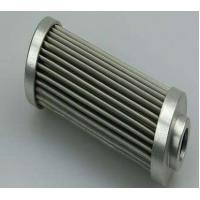 China Bottom Folding Hydraulic Oil Filter Stainless Steel Mesh For Oil Systems on sale