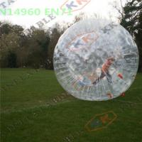 Wholesale Grassland Fun Rental Hottest Games Water Walking Ball On Top Grade Buying from china suppliers