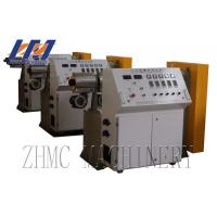 Wholesale Automatic 1.5 Meters Long PVC 45 Profile Extrusion Line Extruder Yellow And White from china suppliers