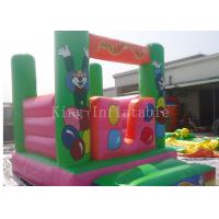 Wholesale Customized Festival Amusement Commercial Bounce Houses For Kits from china suppliers