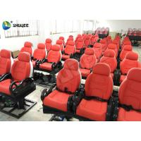 Wholesale FCC Incredible 5D Simulator With Surround Sound / Combination Special Effects from china suppliers