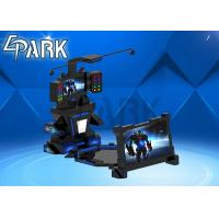 Quality 9D Movies Dancing VR Music Arcade Machine With 65 Inch Monitor CE Certificate for sale