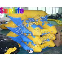 Wholesale inflatable Stimulate flying fish boat MB009 from china suppliers