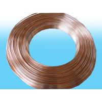 Wholesale Heaters single Side Copper Coated Bundy Tube 4.76mm X 0.55mm best price from china suppliers