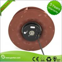 Wholesale Backward Inclined Industrial Blower Fans / DC Centrifugal Blower PA66 Material from china suppliers