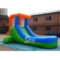 Wholesale oddler mini inflatable water slide for backyard play from China Sino Inflatables from china suppliers