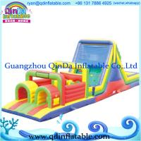 Wholesale Adult Inflatable Obstacle Course, Inflatable Sport Games ,Inflatable Maze from china suppliers