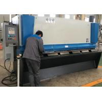Wholesale 6m PPGI Galvanized Steel Plate Sheet Cutting Bending Shearing Machine from china suppliers