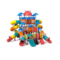 Gorgeous Childrens Outdoor Play Sets , Baby Outdoor Play Equipment TQ-JG1290