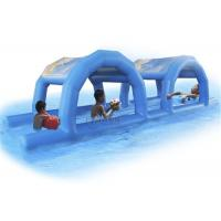 Quality inflatable water equipment inflatable water arch double arch for sale