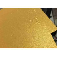 Wholesale High Performance Metallic Gold Glitter TGIC Powder Coat from china suppliers