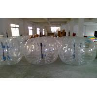 Wholesale 2012 transparent bumper ball from china suppliers