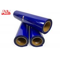 Wholesale Ocean color 50cm*25m hot transfer film warn peel PU press vinyl for tshirt from china suppliers