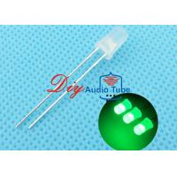 Wholesale 5MM Diffused DIY LED Diode Green Lighting With 120 Degrees Viewing Angle from china suppliers