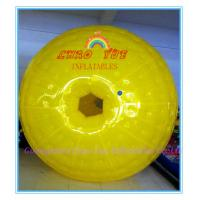 Wholesale Entertainment backyard Inflatable zorbing ball , Outdoor Inflate Roller Ball for Kids from china suppliers