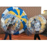 Wholesale Customized Color Inflatable Bubble Soccer 1.0m/1.2m/1.5m/1.8m Available from china suppliers