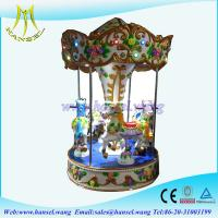 Wholesale Hansel coin operated children 4 rides carousel horse for sale from china suppliers