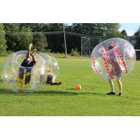 Buy cheap CE Certification Various Size Inflatable Bubble Football With Lovely Appearance from wholesalers