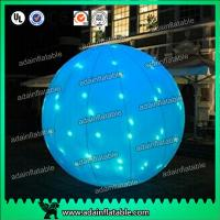 Wholesale Factory Directly Supply 2m LED Lighting Inflatable Ball For Event Party Decoration from china suppliers