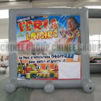 Wholesale sealed inflatable advertising banner from china suppliers