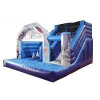 Wholesale WSC-281 Inflatable Bouncy Castle with Slide & CE Standard from china suppliers