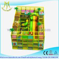 China Hansel Kids Funny Indoor Plastic Play Structure indoor playground on sale