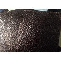 Wholesale Rough Texture Hammertone Powder Coat , Durable Long Lasting Brown Powder Coat from china suppliers