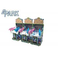 Wholesale English Version Kids Coin Operated Game Machine , Gun Strick Shooting Games from china suppliers