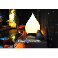 Wholesale Inflatable Light Cone with Light for Party and Wedding Night Decoration from china suppliers