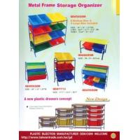 Wholesale School Furniture - Metal Frame Storage Organizar, Plastic Drawers from china suppliers