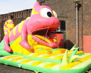 Wholesale Customized Quadruple Stitching Inflatable Bounce Slide For Festival Activity from china suppliers