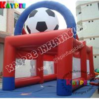 Wholesale Inflatable football shoot,football goal,inflatable sport game from china suppliers