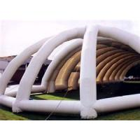 Wholesale PVC coated nylon Inflatable Lights Decoration Arch with common light use for party from china suppliers