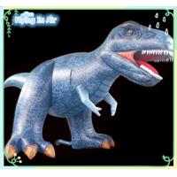 Wholesale 4.5m(H)*7m(L) Decorative Inflatable Dinosaur for Decoration from china suppliers