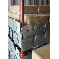 China Ductile Iron Galvanized Adjustable Scaffold Screw Jack Nut , Swivel Screw Jack on sale