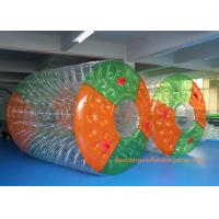 China Adults / Childs Inflatable Water Roller  2.7 * 2.4 * 1.8m Human Zorb Ball on sale