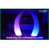 Wholesale Inflatable Lighting Decoration Inflatable Tusk Decoration With LED from china suppliers