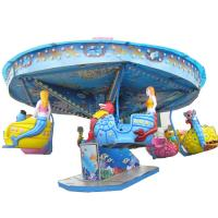 Wholesale 3.7m Kids Amusement Ride / Fun Park Rides Ocean Walk Ride Power 4.5KW from china suppliers