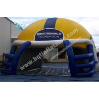 Wholesale Inflatable football helmet,Inflatable soccer helmet from china suppliers
