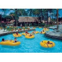 China Hotels Commercial Lazy River Water Park Custom Style For Outdoor Family Spray on sale