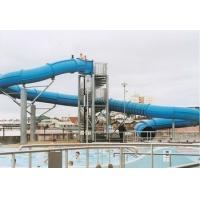 Wholesale H2o Water Park Project With Fiberglass Tunnel Body Slide Aquatic Play Structures from china suppliers
