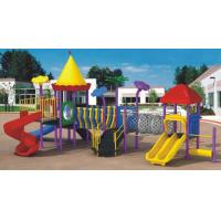 Wholesale Outdoor playground equipment NS-A126-1 from china suppliers