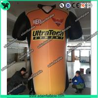 Wholesale Cloth Promotion Inflatable T-Shirt Model/ Advertising Inflatable Cloth Replica from china suppliers