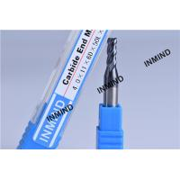 HRC65 High Speed Steel Cutting Tools , Precise Coated Carbide Tools
