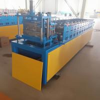 Wholesale Stud And Track Roll Forming Machine 12 Rows 4kw With 0.3-0.6mm Raw Material Thickness from china suppliers
